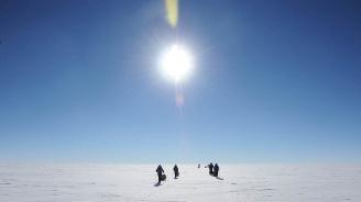Българската експедиция на Антарктида с рядка находка