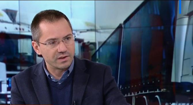 "Джамбазки с коментар за пакета ""Мобилност"", протестите на превозвачите и европарламента"