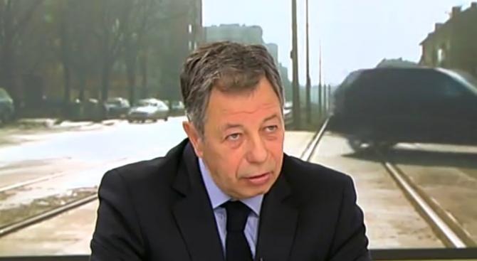 Ген. Румен Миланов: През зимата е редно пешеходните пътеки да бъдат почистени
