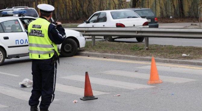 59-годишна жена е блъсната на пешеходна пътека в Пловдив