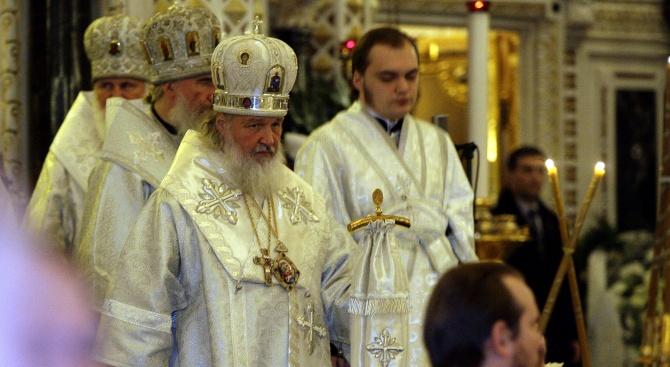Руският патриарх Кирил: Интернет е предвестник на Антихриста