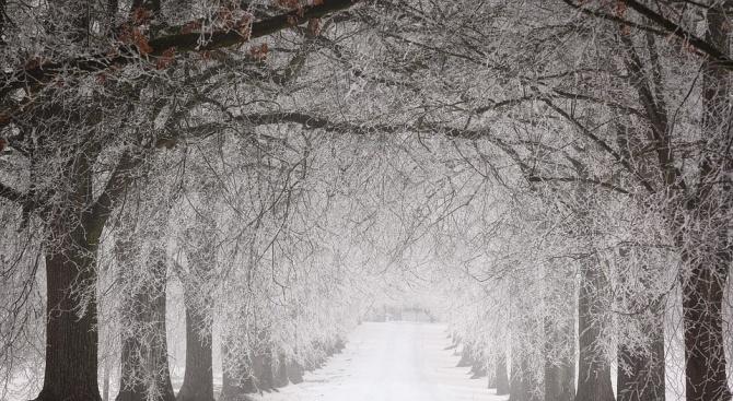 Сибирски студ утре