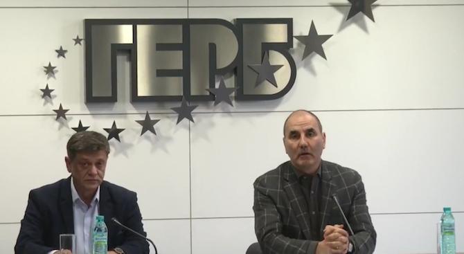 Цветанов: Румен Радев би трябвало да е президент на България, а не президент на БСП (видео)