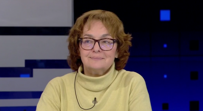 Румяна Коларова: От БСП са най-големите антиевропейски говорители