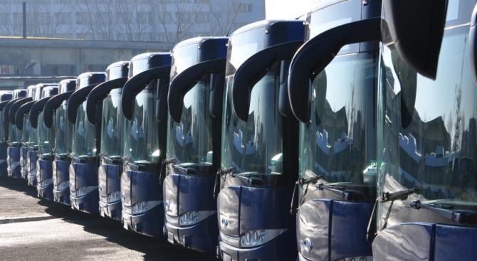 Създават бързи автобусни коридори в Бургас