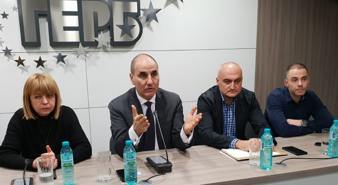 Цветан Цветанов: Победим ли на европейските избори – БСП ще изпадне в хаос