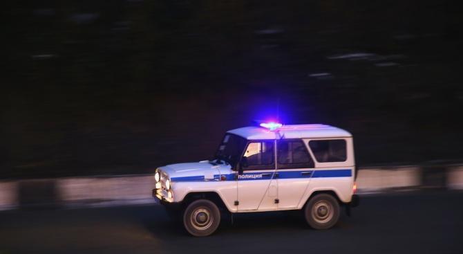 Руски ченгета погребали топмафиот? (видео)