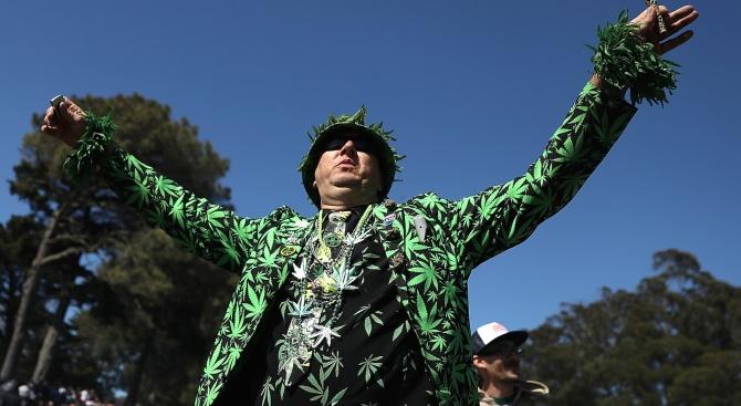 С 266% са се увеличили приходите на щата Колорадо след легализирането на марихуаната
