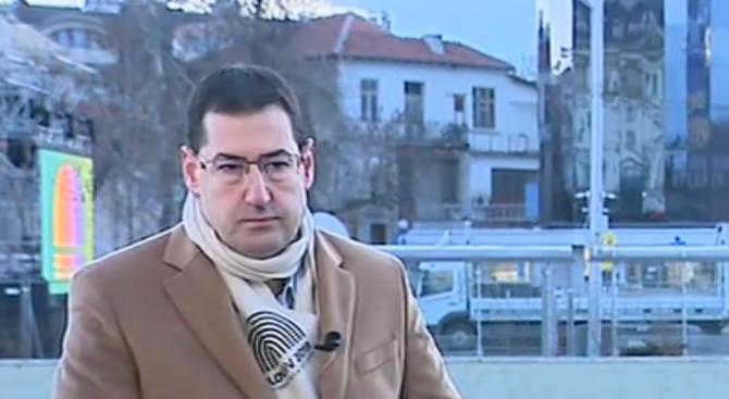 След броени часове Пловдив става Европейска столица на културата