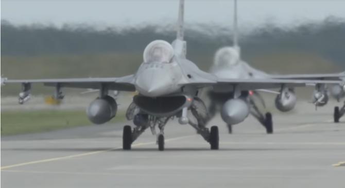 Хърватия се отказва от израелски Еф-16 заради възражения на САЩ