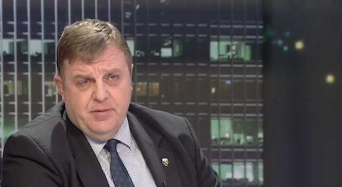 Красимир Каракачанов: Защо забравяме, че на армията трябва да се осигури най-доброто, за да изпълнява функциите си?