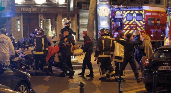 Най-малко 20 са пострадалите в експлозията в Париж