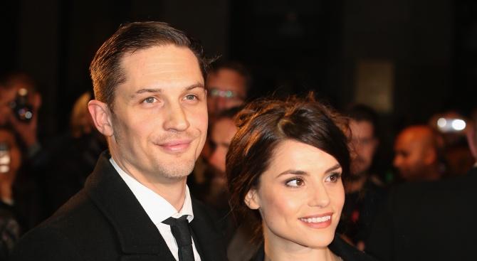 Том Харди стана баща за трети път