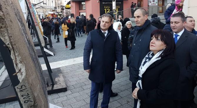 Председателят на ПГ на ГЕРБ и зам.-председател на партията Цветан