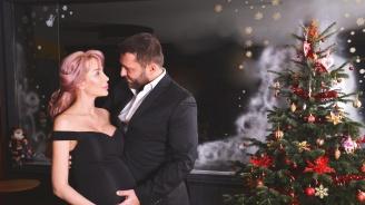 Мъжът на Антония Петрова ще присъства на раждането