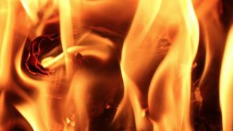 Къща горя в Плевен