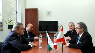 Ръководството на АБВ проведе среща с посланика на Ливанската република в България