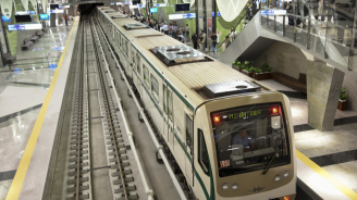 Софийското метро се сдоби с европейско отличие за най-добър транспорт