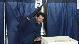 Италианският вътрешен министър е в Полша в търсене на съюзници за вота за ЕП