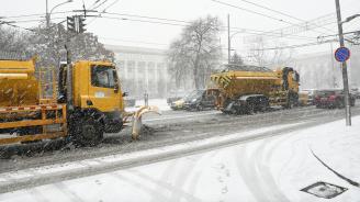 Вижте каква е обстановката в София към 6.00 часа