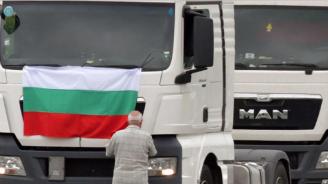 """Протестът на българските превозвачи в Брюксел завърши с хоро и """"Победа"""" (видео)"""