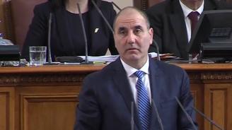 Цветанов: Поставяме си за задача ГЕРБ да има поне шестима депутати в следващия ЕП (видео)