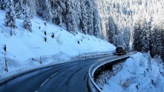 Пътищата във Видинска област са проходими при зимни условия