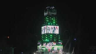 Грандиозен спектакъл откри домакинството на Пловдив - Европейска столица на културата (снимки)