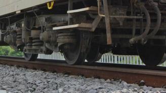 14-годишното дете пострада от волтова дъга при опит за селфи върху вагон