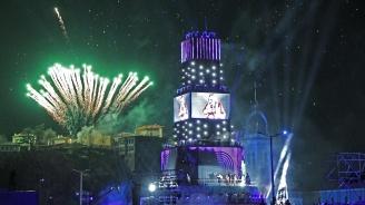 Демонтират 30-метровата сцена кула в Пловдив