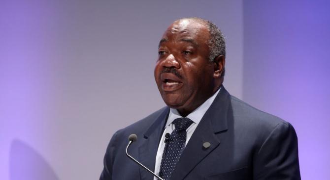 Болният президент на Габон се върна в Мароко за допълнително възстановяване
