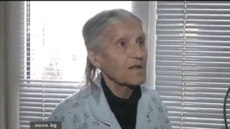 Възрастна жена измъчвана и държана под ключ от дъщеря сив къща на ужасите