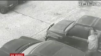 Банда крадци тормози столичен квартал (видео)