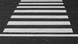 Блъснаха възрастна жена на пешеходна пътека