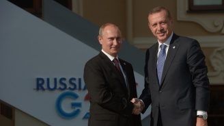 Ердоган ще обсъди с Путин изтеглянето на американските военни от Сирия