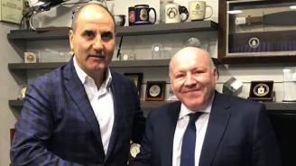 Цветанов се срещна с директора за международна комуникация в екипа на британския премиер Андрю Пайк