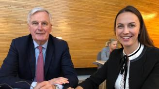 Ева Майдел: Българите във Великобротания ще запазят правата си дори и да няма сделка за Брекзит