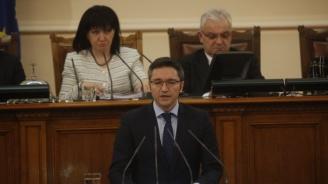 БСП: Управляващите разиграват парламента, искат празен чек за изтребителите (видео)