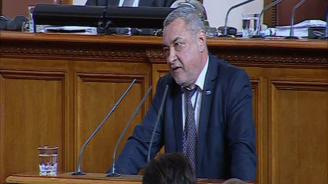 Валери Симеонов: Позорни са днешните дебати