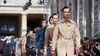 """Седмицата на мъжката мода в Париж бе открита при """"засилени мерки за сигурност"""""""