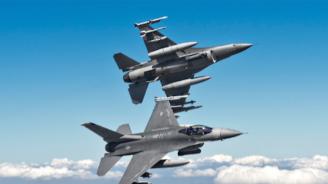 И Lockheed Martin приветства решението на НС за F-16