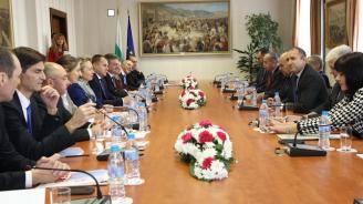 Президентът обсъди с австрийски инвеститори мерки за подобряване на бизнес климата в България