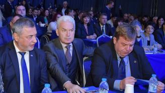ОП започнаха да обсъждат участието си на евроизборите без Сидеров