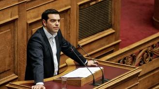 Един глас спаси Ципрас във вота на доверие