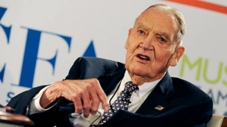 На 89-годишна възраст почина американският инвеститор Джон Богъл