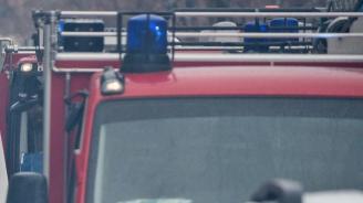 Мъж загина тази нощ при пожар в апартамента му в Перник