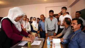 Родена през 1854 г. туркиня ще гласува за сефте на 24 юни