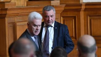 Обединените патриоти нямат още решение как да се явят на евроизборите