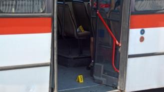 Дете се блъсна в гума на автобус във Варна