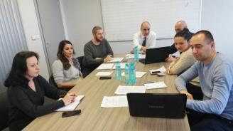 Националният предизборен щаб на ГЕРБ проведе поредно заседание